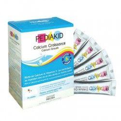 Vitamin PediaKid bổ sung canxi (125 ml, nội địa Pháp)