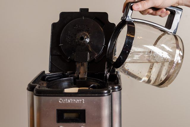 Cuisinart Coffee Maker Maintenance : How to Make Cake Batter Cookies Coffeemaker