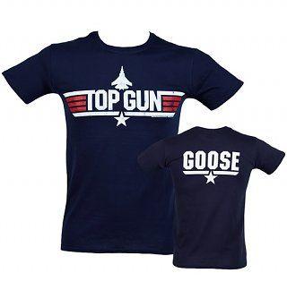 Men's Top Gun Goose T-Shirt
