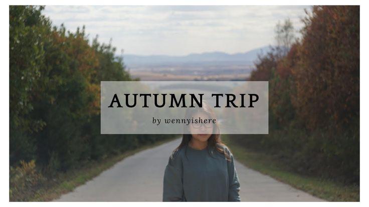 Autumn Trip | Jilin travel vlog