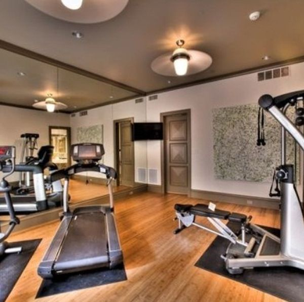 370 Best Images About Home Exercise Room On Pinterest