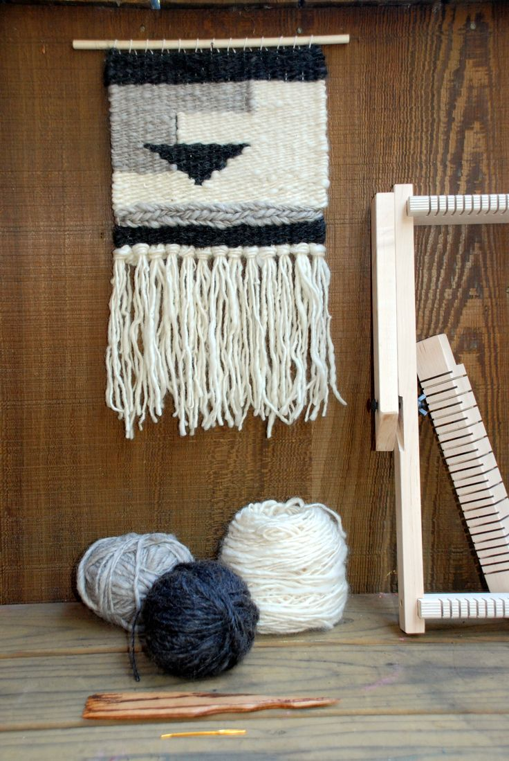 Weaving 101 class at Makeshift February 9th 6-9pm 100 + 80 for materials (includes loom)