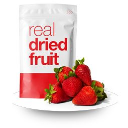 Real Dried Fruit in Overnight Oats Prepackaged Meals