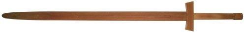 BladesUSA 1608 Martial Art Hardwood Long Sword Training Equipment (38.5-Inch) by BladesUSA. $12.54. 48in Overall. Wood training long sword.