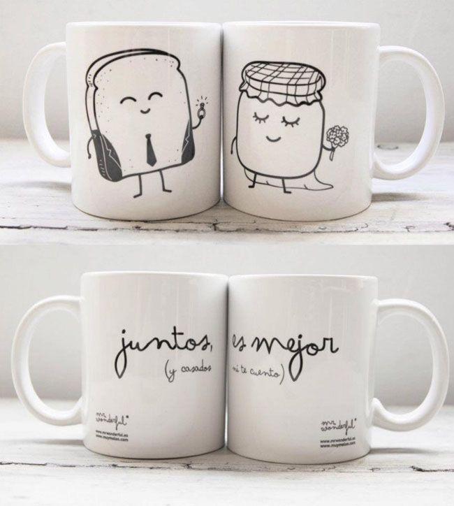 Vintage & Chic {love notes}: para novias poco convencionales: {Juntos es mejor...}