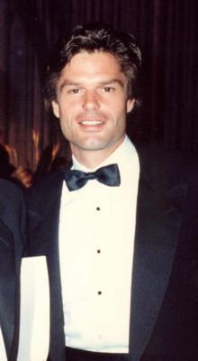 Actor Harry Hamlin at 39th Emmy Awards - Governor's Ball