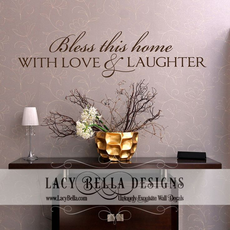 Elegant Foyer Quotes : Best images about entryway decal designs on pinterest
