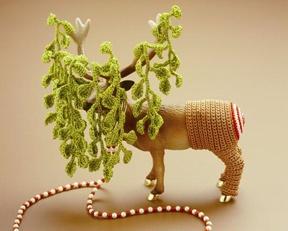 Wooly Antlers