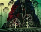 Eucalyptus Forest, 1987