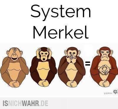 System Merkel