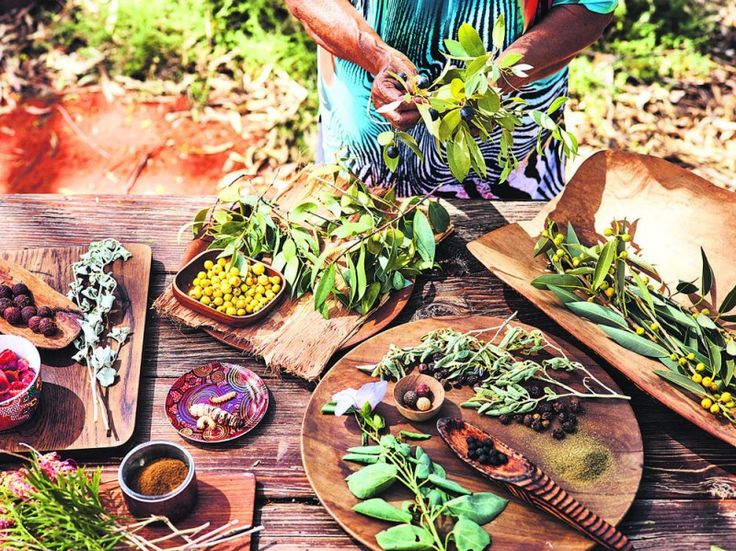 """RENOWNED Indigenous chef Mark Olive is on a mission to get Australians eating more of our native cuisine, our very own """"bush tucker""""."""
