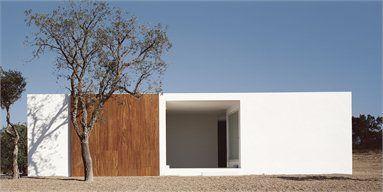 Casa Barreira Antunes, Grândola, Alentejo, 2000