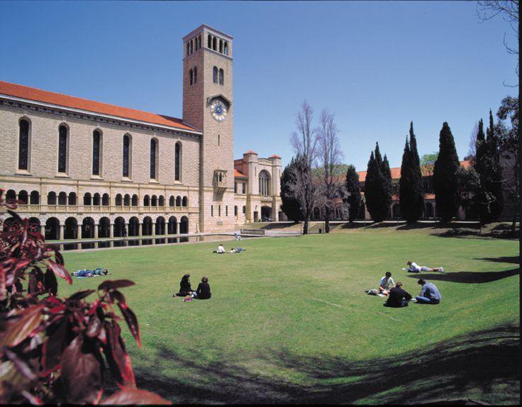 University of Western Australia, Nedlands, Western Australia
