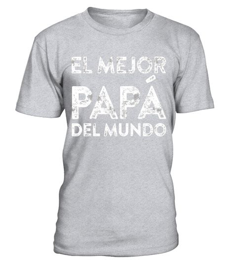 "# Mens El Mejor Papa Del Mundo Camisa Del Regalo Del Dia Del Padre .  Special Offer, not available in shops      Comes in a variety of styles and colours      Buy yours now before it is too late!      Secured payment via Visa / Mastercard / Amex / PayPal      How to place an order            Choose the model from the drop-down menu      Click on ""Buy it now""      Choose the size and the quantity      Add your delivery address and bank details      And that's it!      Tags: El Dia del Padre…"