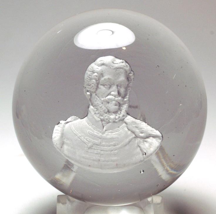 Vintage Sulphide Marbles
