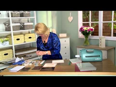Crafting My Style With Sue Wilson - Sparkle Your Embossing - For Creativ...