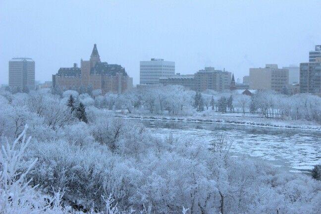 Saskatoon winter photography by Liv.