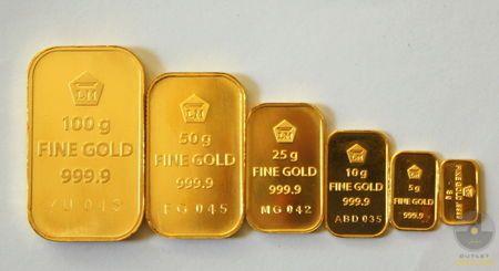 Emas Antam hari ini Rp579.200 per gram » Bisnis Aceh