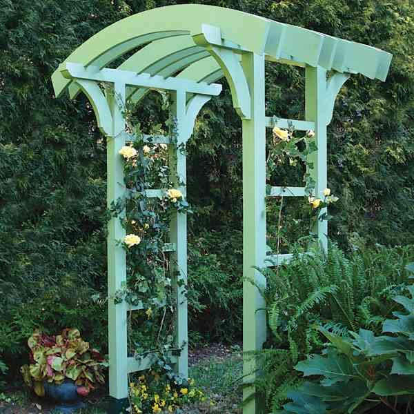 17 Best images about Garden gates and arbors on Pinterest