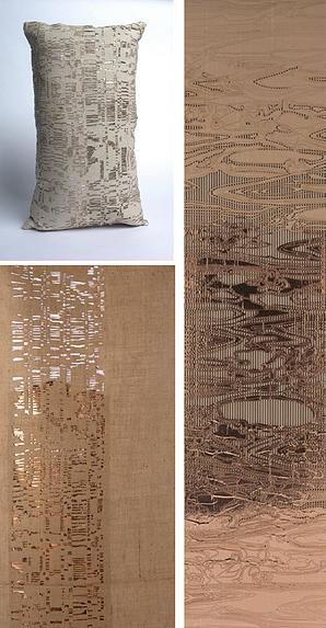 Cheryl Higgins Textiles Designer   Hidden Reality: Chic Favela - Interiors