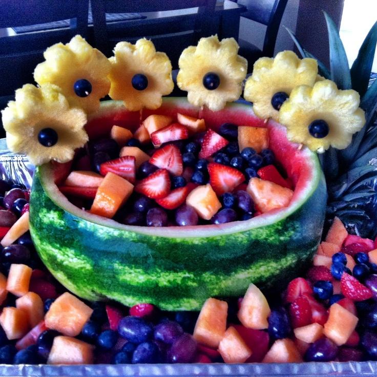 Watermelon Fruit Creations