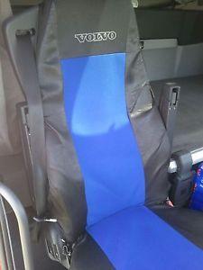 VOLVO FL FE FM FH12 FH16 Sitzbezüge Schonbezüge Sitzschoner Bezüge blau LKW   eBay