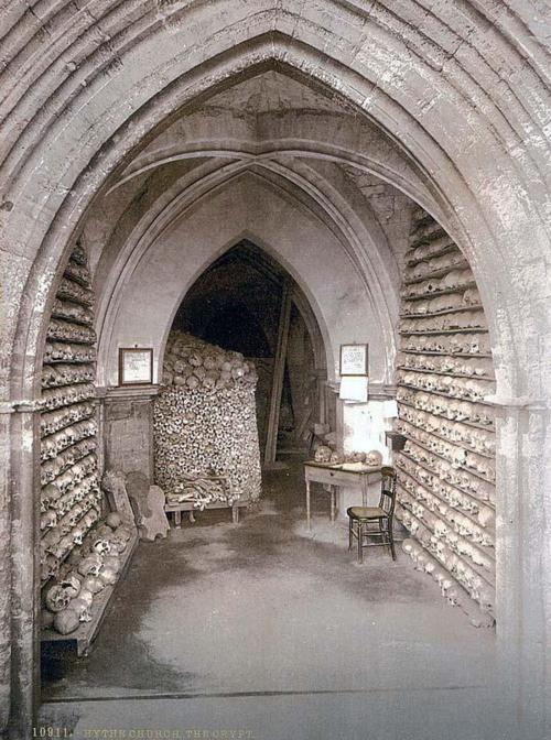 les catacombs de paris