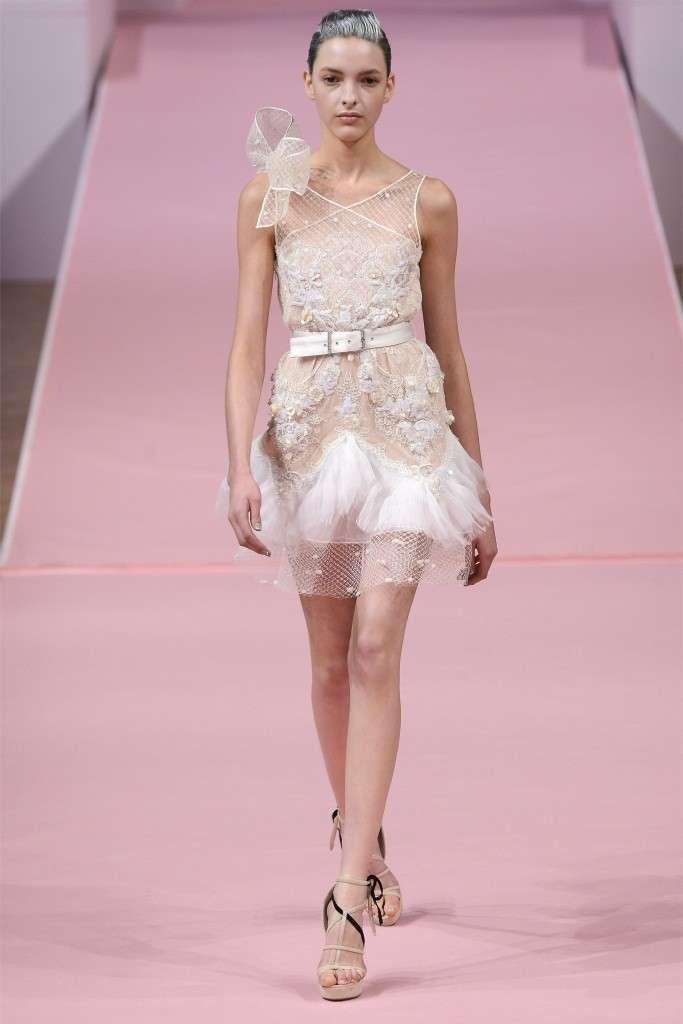 Vestiti da sposa Haute Couture - Abito da sposa corto di Alexis Mabille