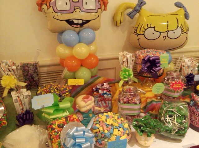 Nickelodeon Rugrats Party Supplies Unique Birthday Party Ideas And