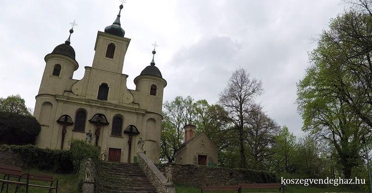 Kálvária templom Kőszeg #kőszeg #kirándulás #látnivaló #kálvária #templom