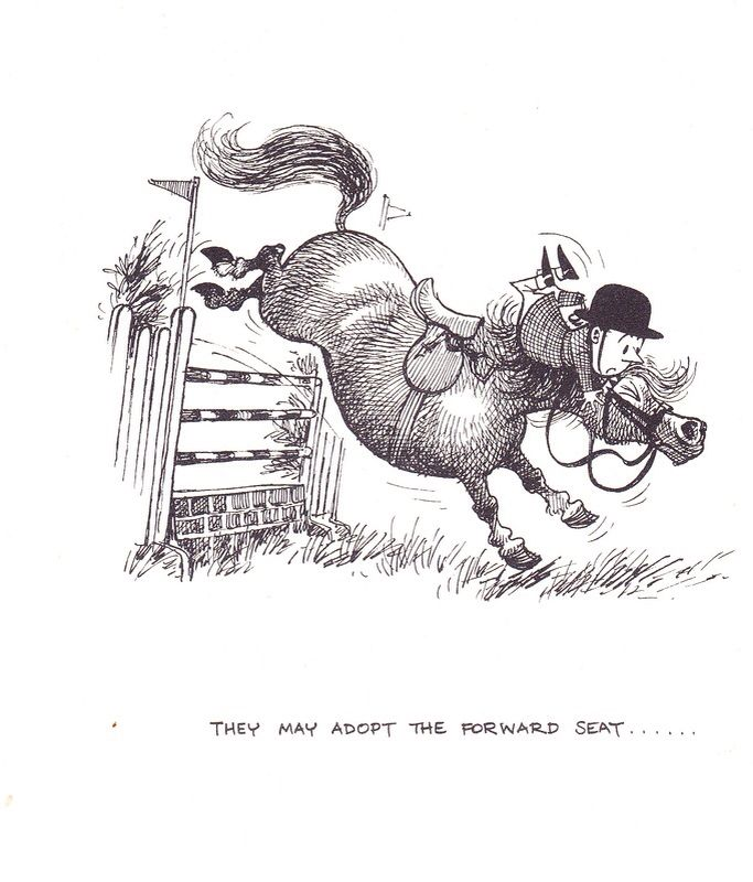 22 Best Thelwell S Ponies Little Orneries Images On