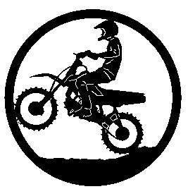 Dirt Bike Silhouette Possible Tattoo Tattoos