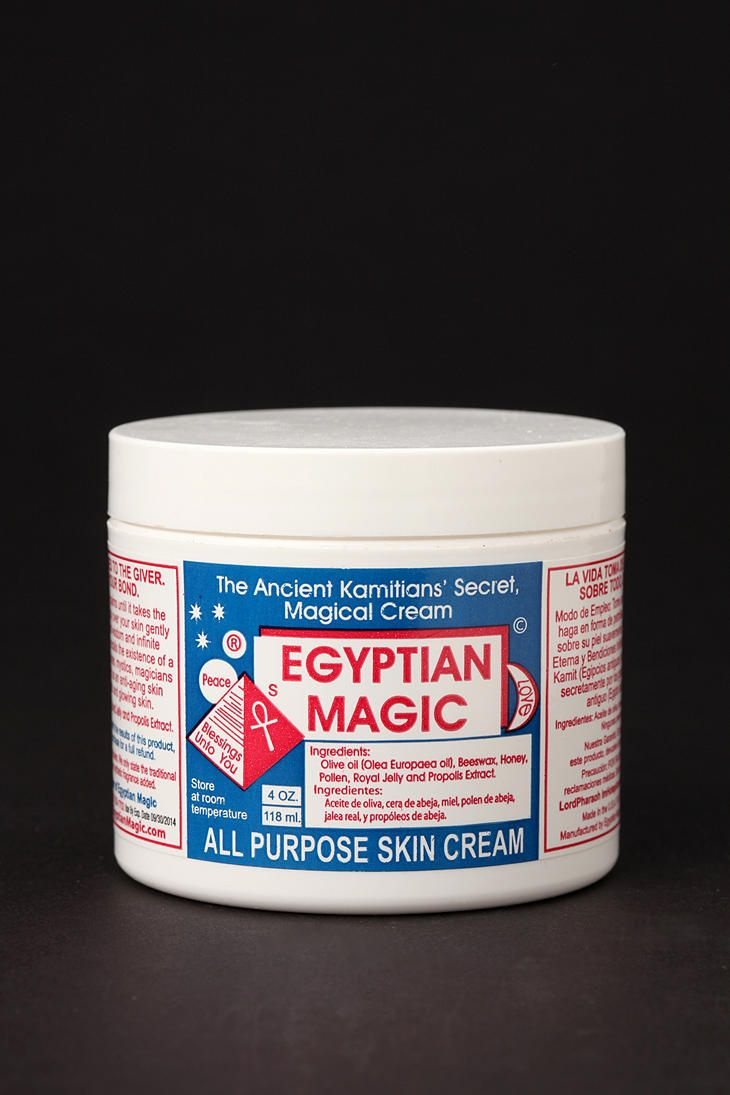 Egyptian Magic Skin Cream  Online Only... Always been curious about this stuff.