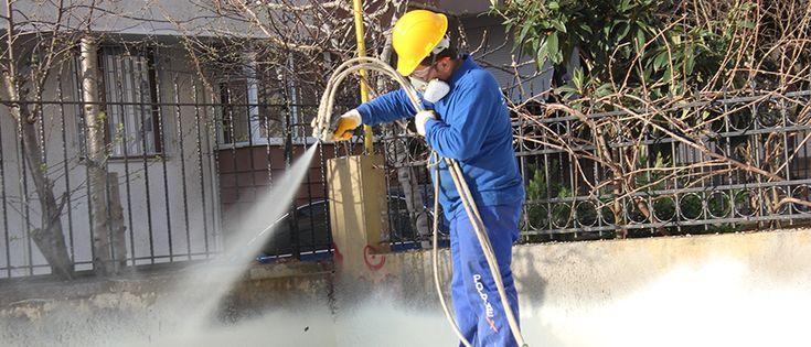Polyurea Su Yalıtımı