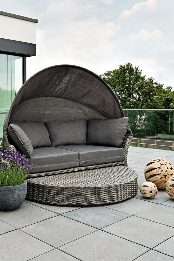 Outdoor Lounge Swing Chair