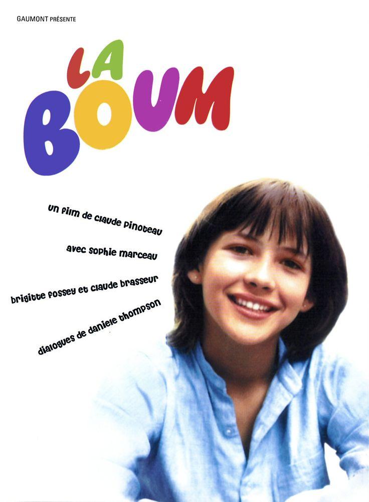 La Boum est une comédie romantique française écrite et réalisée par Claude Pinoteau, sortie en 1980. Ce film retrace la vie d'adolescents parisiens du début des années 1980 et lance la carrière cinématographique de la jeune Sophie Marceau.