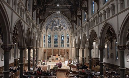 New york immaculate conception catholic cathedral in for Michaels crafts syracuse ny