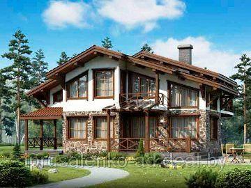 Реконструкция частных домов в Минске . Строительные, архитектурные и эскизные ПРОЕКТЫ, фото 4