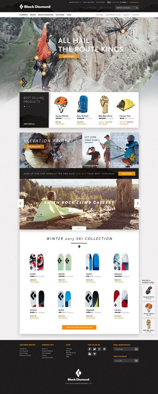 96 best E-commerce images on Pinterest | Role models, Template and ...