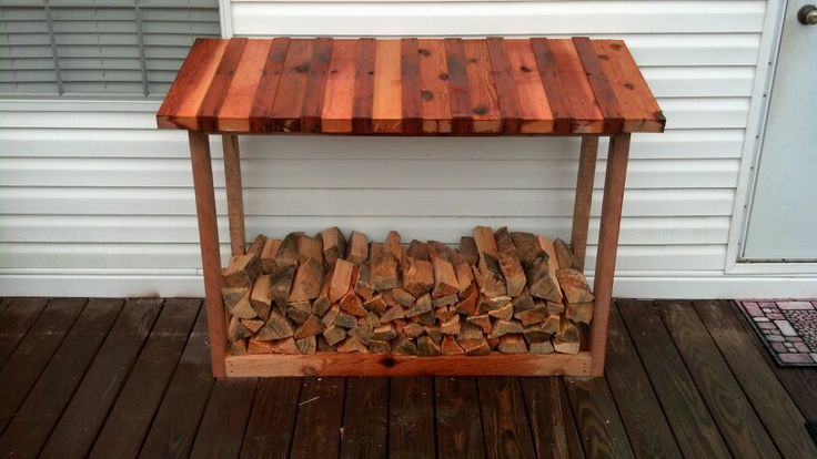 outdoor firewood racks 3