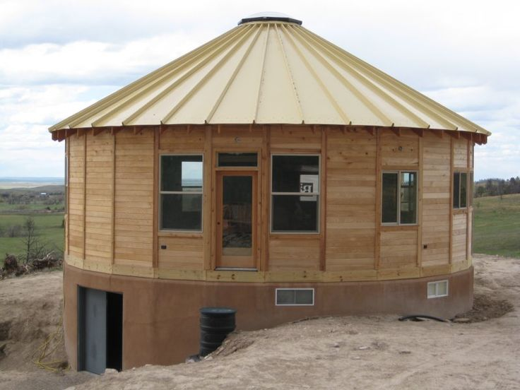 46 best octagon cabins images on pinterest small houses for Yurt home plans
