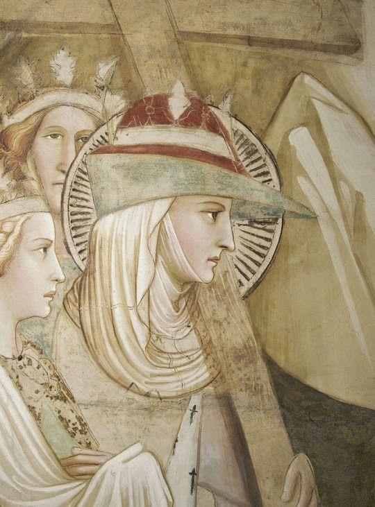 1380, Agnolo Gaddi, Storie della Vera Croce, Firenze 1380, Agnolo Gaddi, discovery of the True Cross