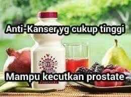 Kenapa anda perlu mencuba Pomesteen?  1. Ia adalah buah-buahan semulajadi.  2. Mengandungi 7 jenis buah-buahan berantioksidan tinggi dalam senarai nilai ORAC iaitu Delima(sunnah), Beri biru, Beri Hitam, Raspberi, Ekstrak biji Anggur(sunnah) Pir, Buah Manggis(tempatan kita!) #aloeveracyber
