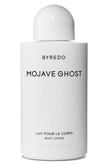 Free shipping and returns on BYREDO Mojave Ghost Body Lotion at Nordstrom.com. What it is: A body lotion fragranced with the woody, aromatic scent of Mojave Ghost.Fragrance story: In the xeric wilderness of the Mojave desert, trees and vegetation more ancient than many civilizations defy conditions that prey on human vulnerability. The ghost flower is a rare species that dares to blossom above this baked, hard ground. Despite its arid surroundings and inability to produce nectar, the ghost…