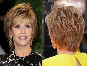 Short Layered Hairstyles with Bangs for Women Over 50 - Bing Images