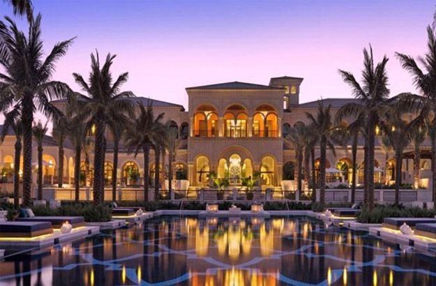 Middle East Stellar Stays Award Winners 2014United Arabic Emirates, Luxury House, Palms Dubai, Resorts, Luxury Travel, Dreams House, Places, Pools, Luxury Hotels