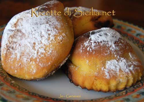 Genovesi lussuriosi dolci della pasticceria siciliana