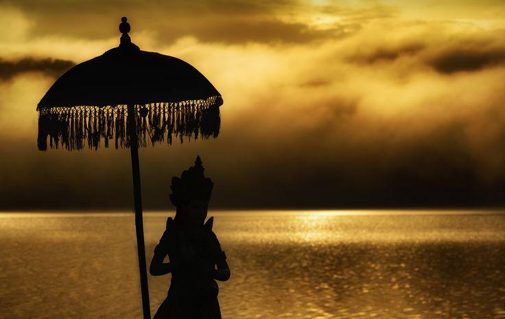 Balinese Sunrise by Paul Passoni on 500px