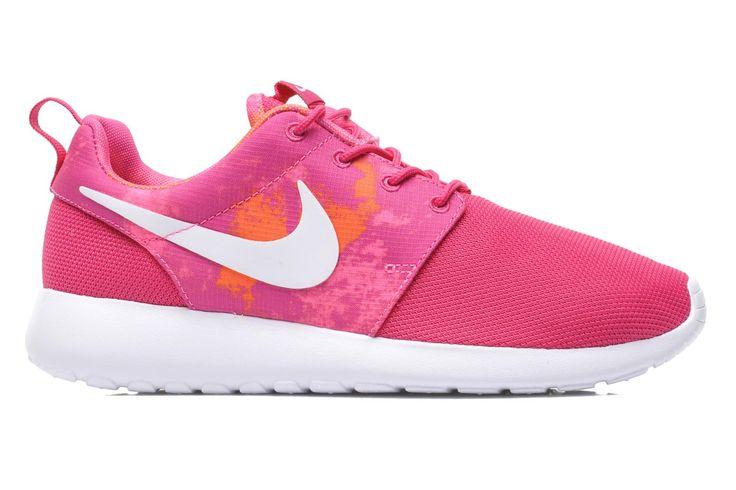 nike air max 50% - Nike Wmns Nike Rosherun Print - Tenis��wki i trampki R��?owy ...