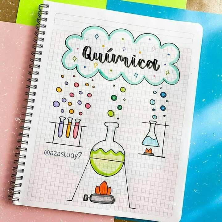 Pin De Lenny Pereira En Decoracion De Cuadernos Cuadernos De Dibujo Portada De Cuaderno De Ciencias Libretas De Dibujo